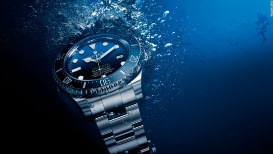 are watches waterproof