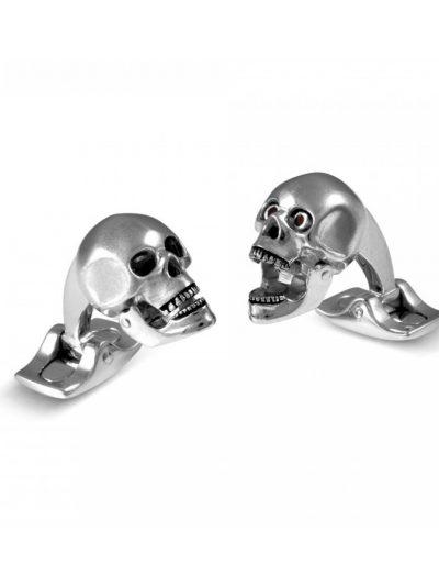 Skull Head Cufflinks