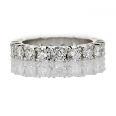 Ten Point Eternity Ring
