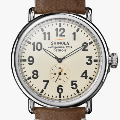 Runwell 47mm Cream Dial