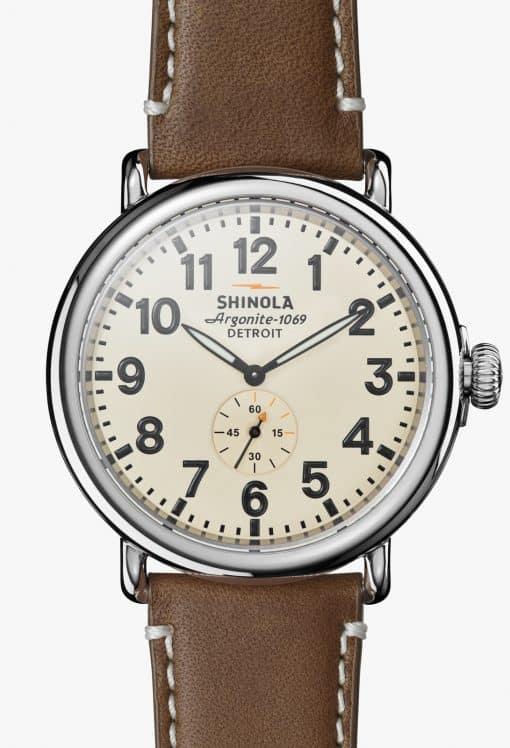 Runwell 47mm Cream Dial