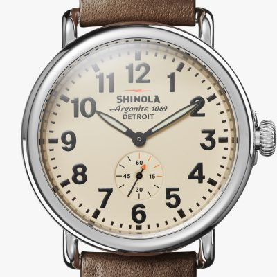 Runwell 41mm Cream Dial