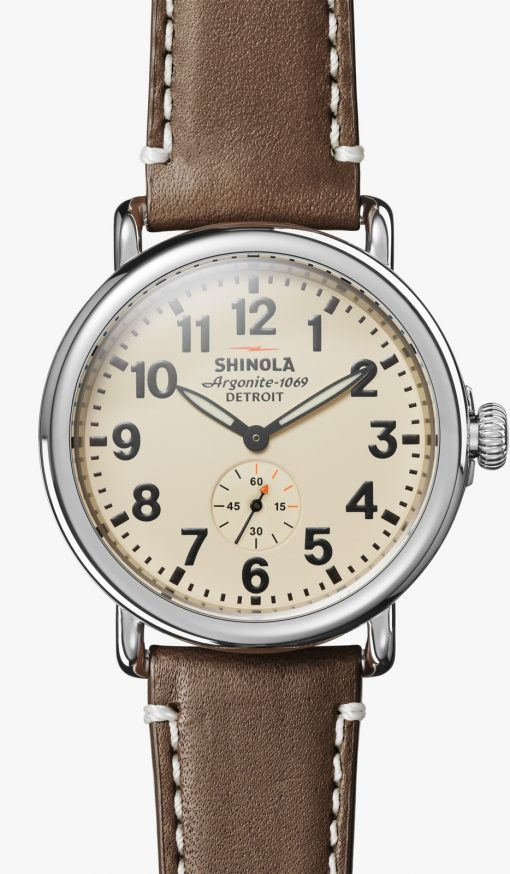 Runwell 41mm Cream Dial