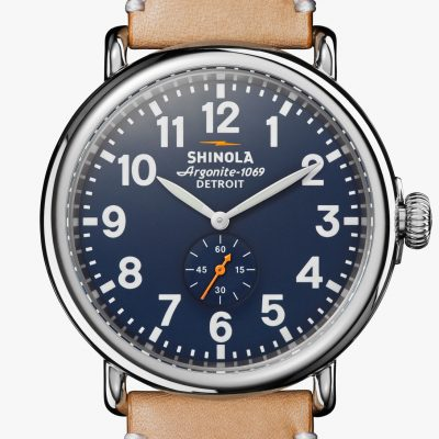 Runwell 41mm Blue Dial