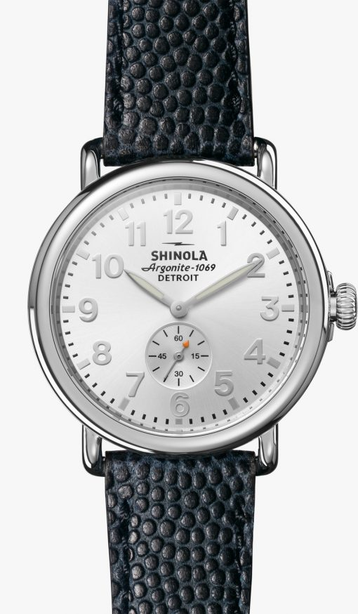 Runwell 41mm Silver Dial