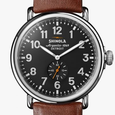 Runwell 47mm Grey Dial