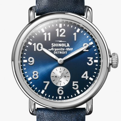 Runwell 41mm Midnight Blue