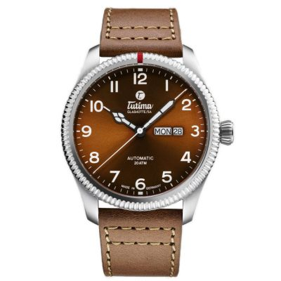 Grand Flieger Brown Dial