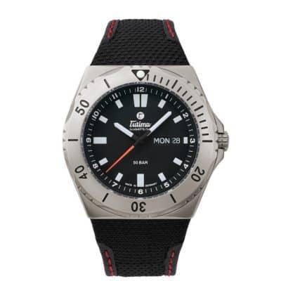 M2 Seven Seas Black Dial