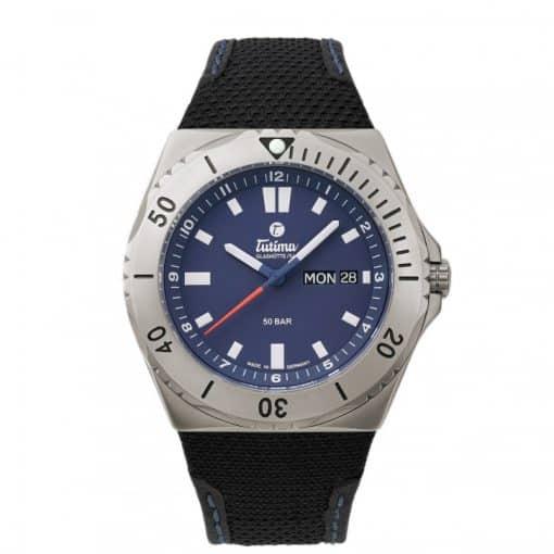 M2 Seven Seas Blue Dial