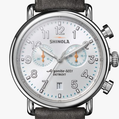 Runwell 41 Chrono Cloud Blue