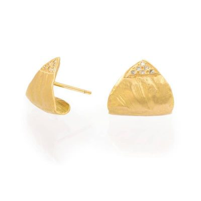Lobe Cuff Earrings